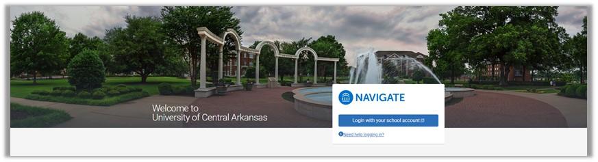 UCA Navigate Screenshot