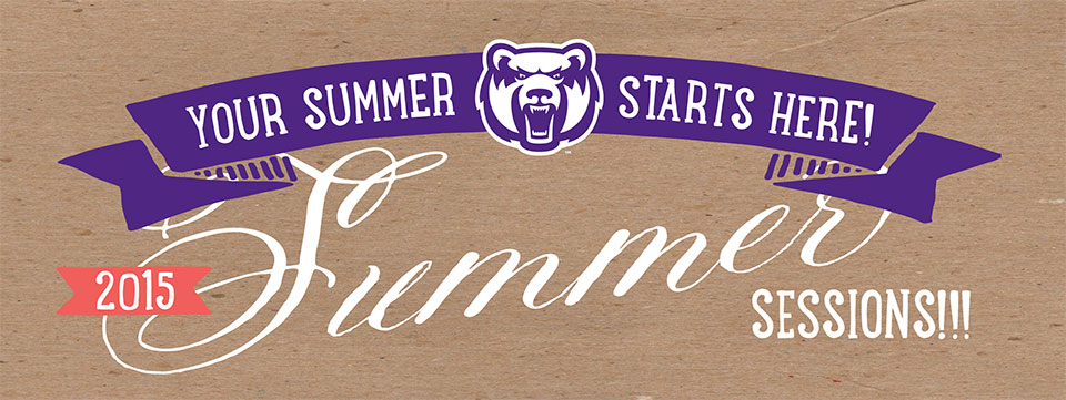 Summer Sessions Banner