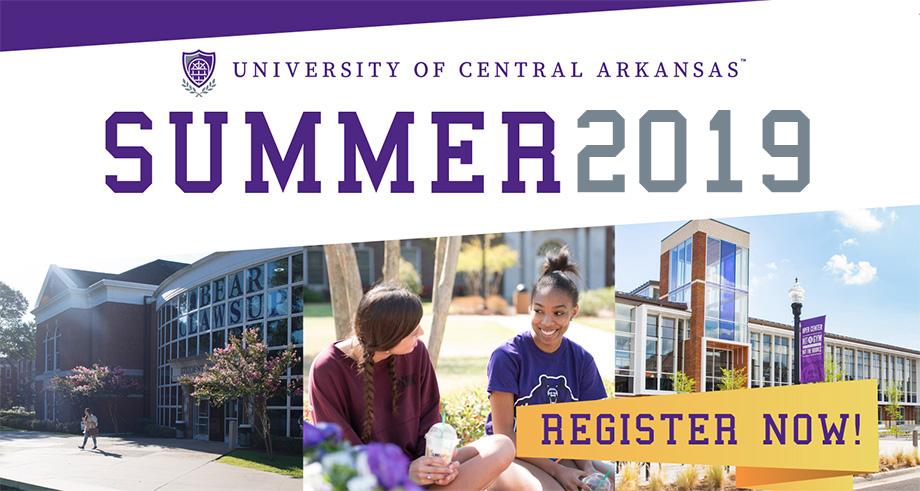 Summer 2018 - Register Now