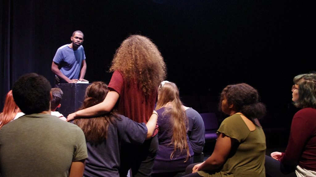 Shadows Where We Live - An original work by UCA Theatre Students