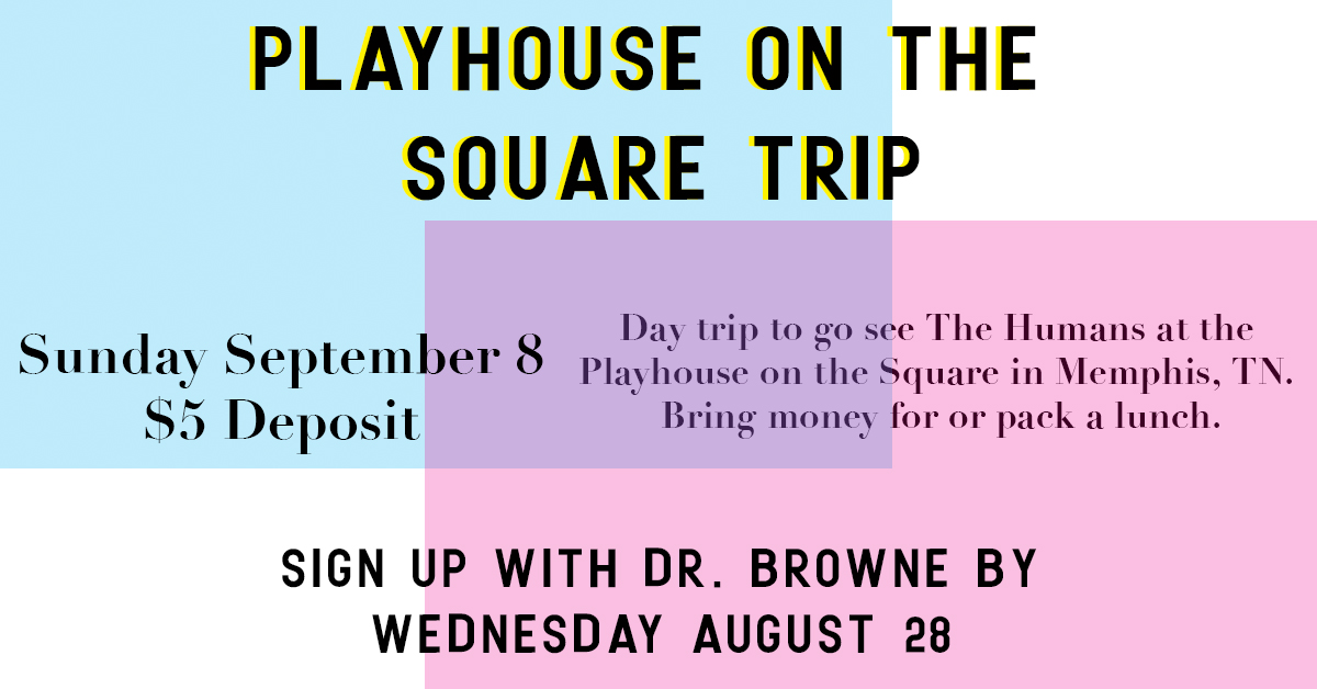 playhouse on the square graphic