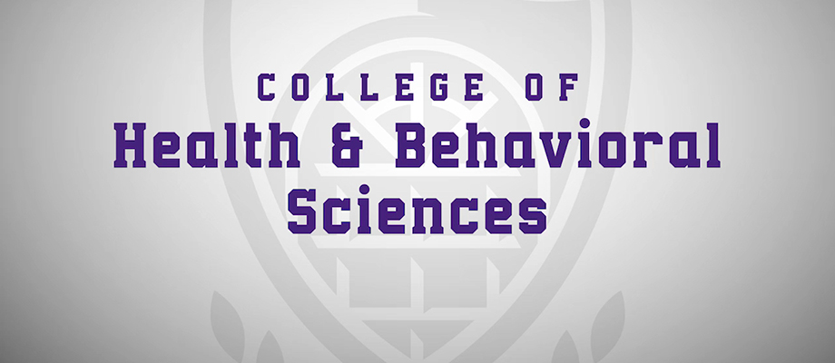 College of Health and Behavioral Sciences