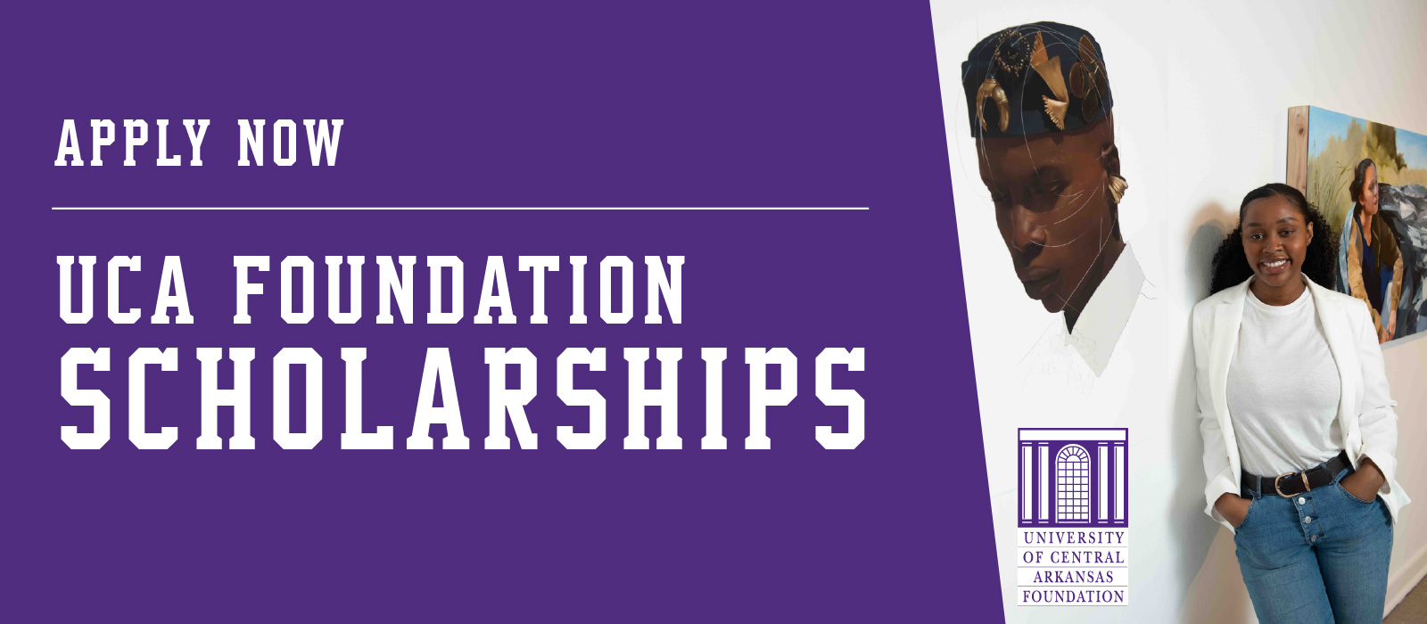 Foundation Scholarships - Apply Now