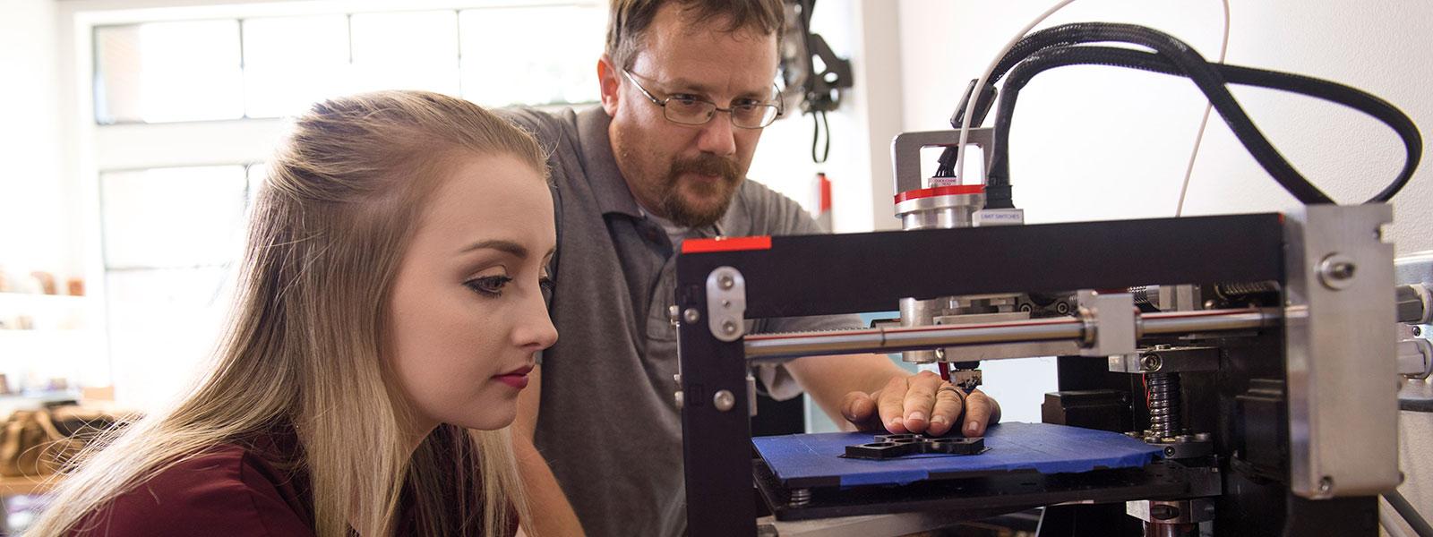 UCA Makerspace