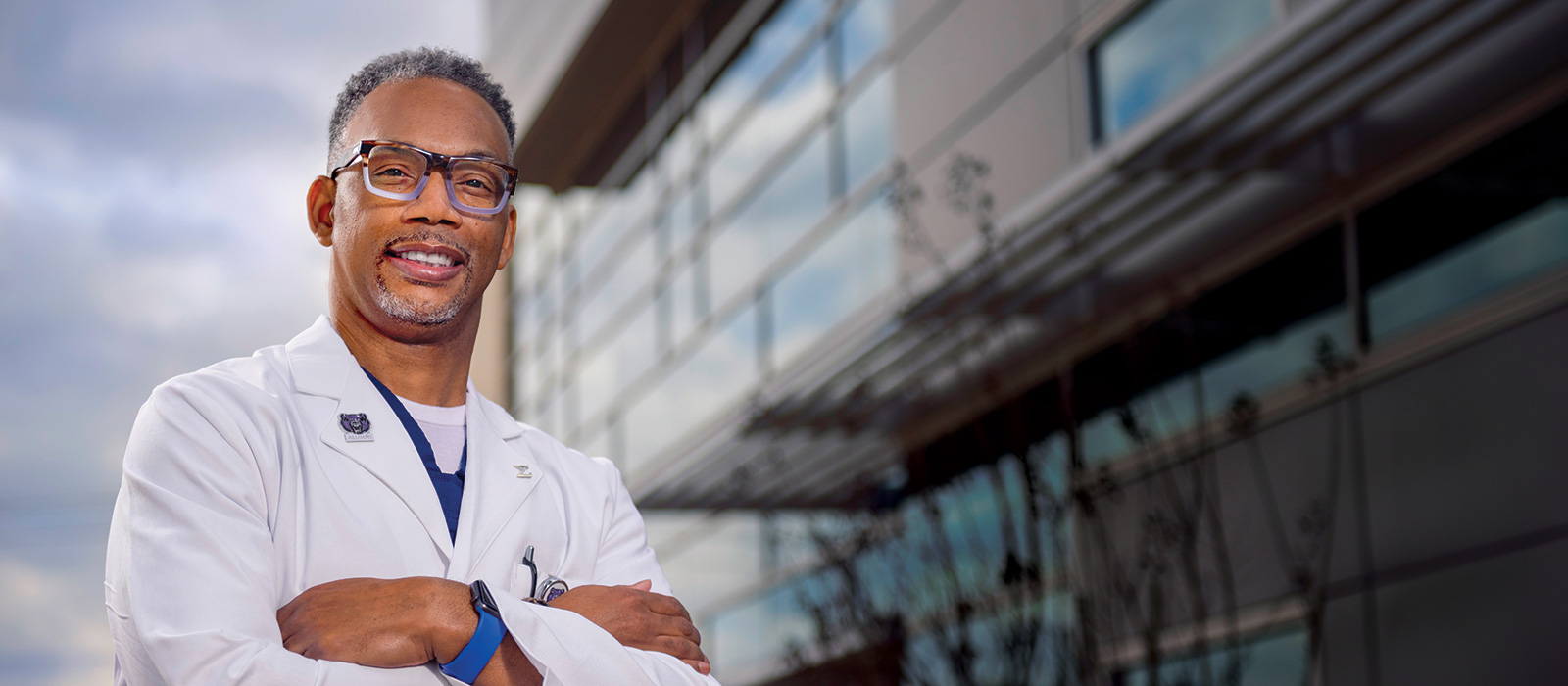 UCA alumnus encourages the African American community to receive the COVID-19 vaccine