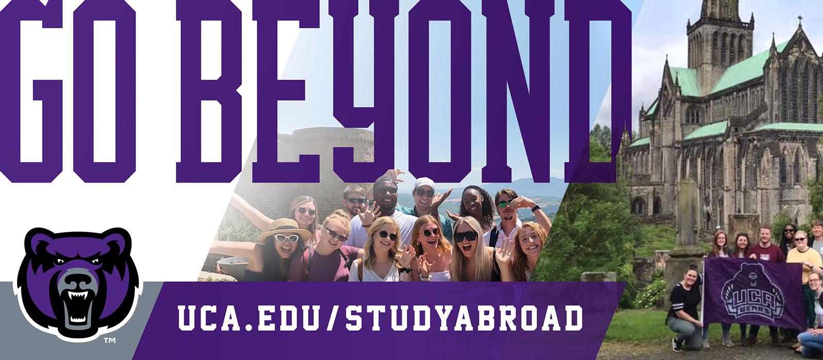 Go Beyond - Study Abroad