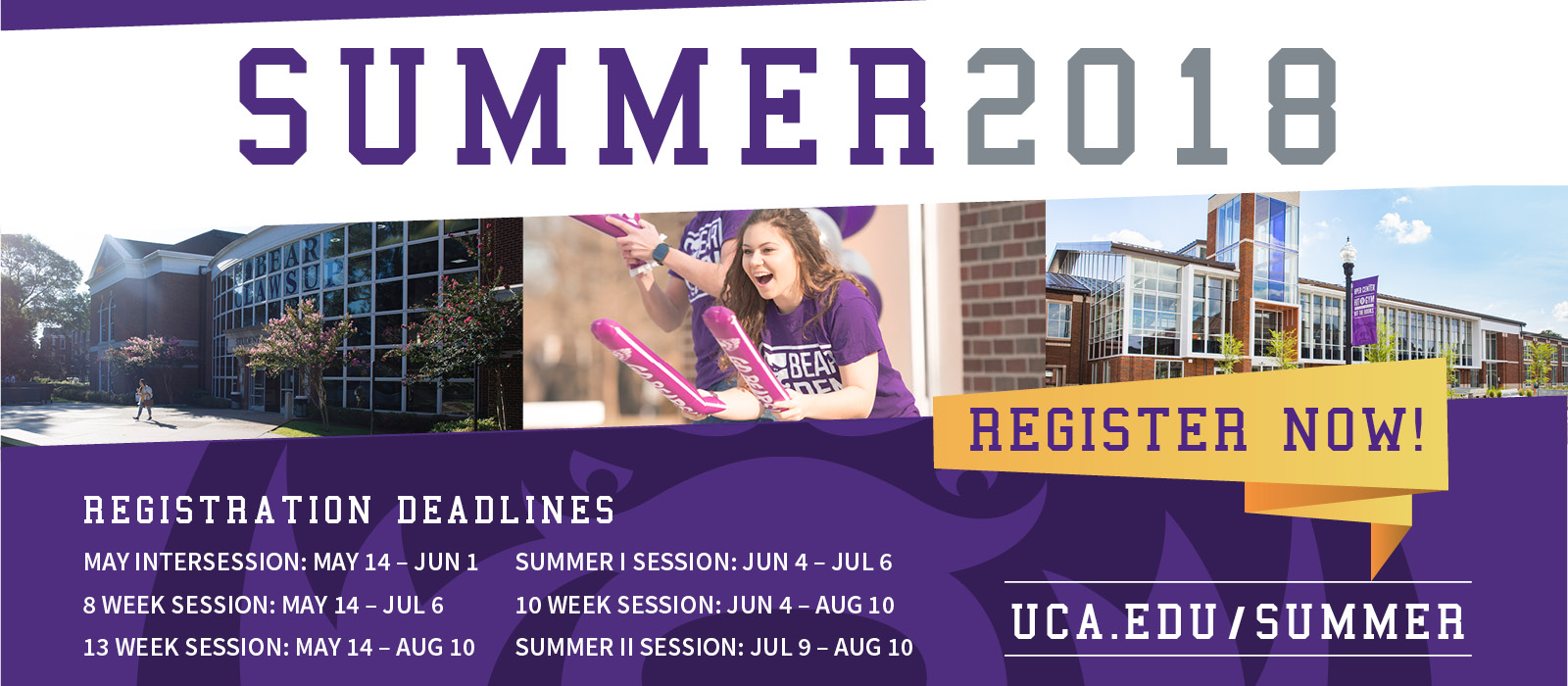 Summer Sessions UCA