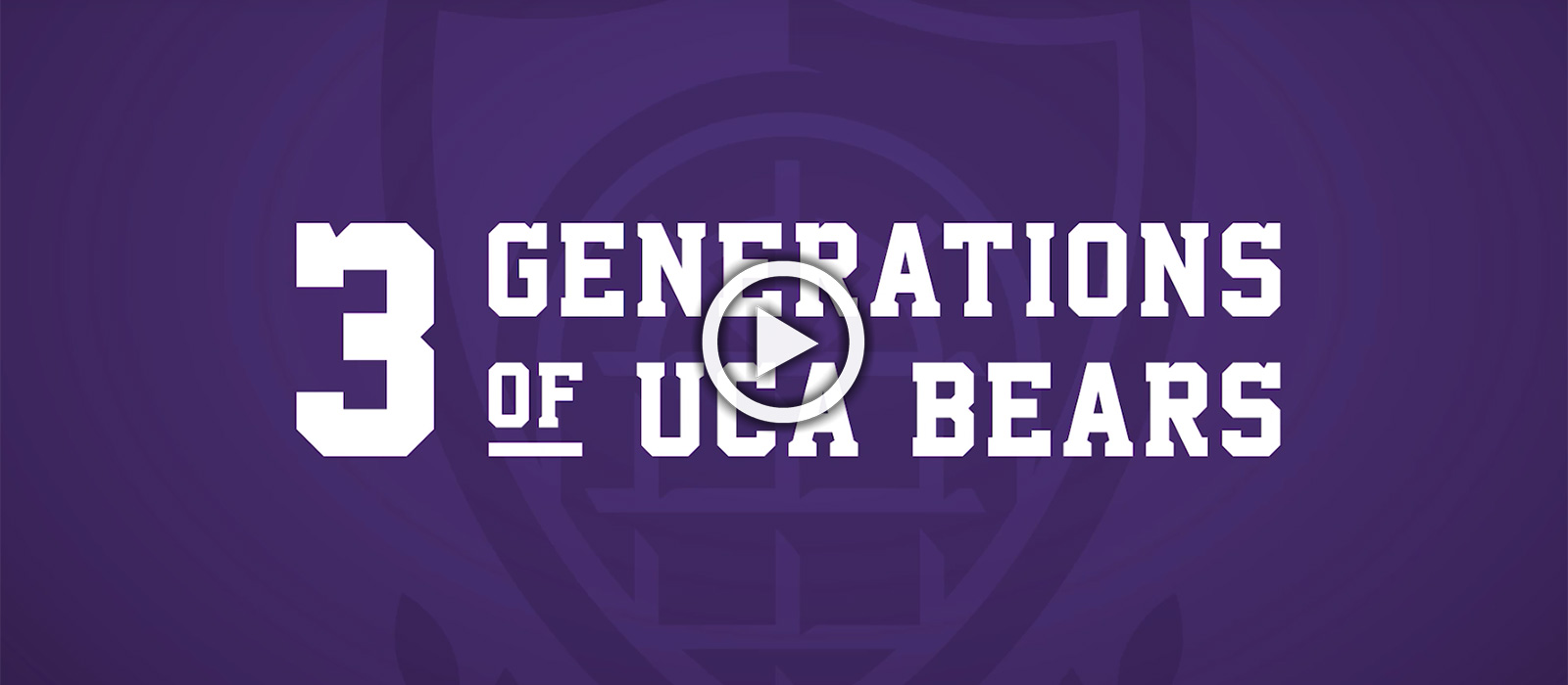 Three Generations of Bears