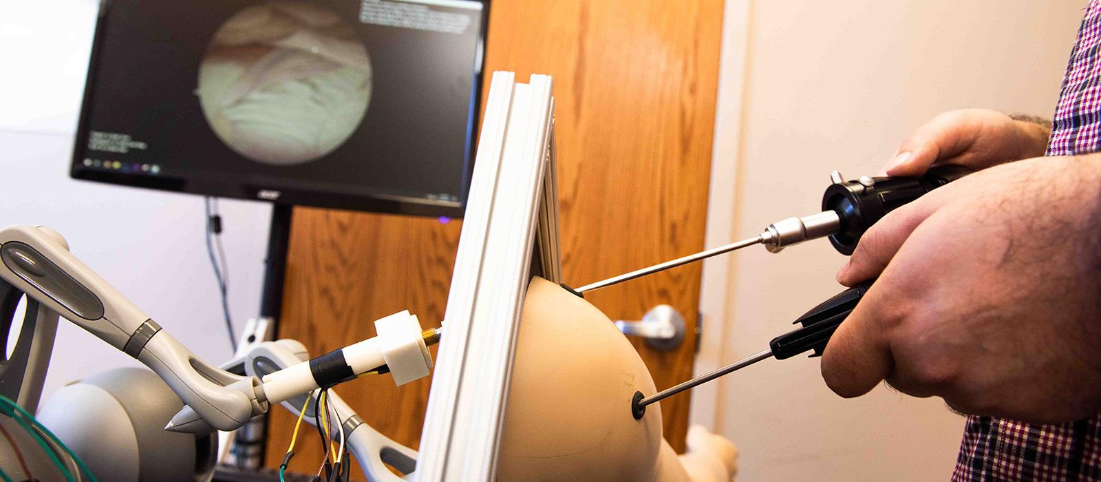 Virtual Tools Designed to Aid Future Surgeons
