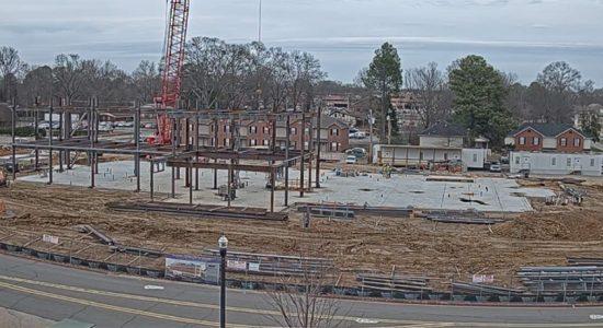 Campus Construction Update