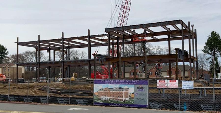 IHSB Construction Photo